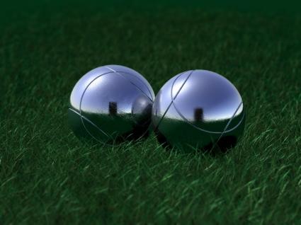 3D Balls Wallpaper Abstract 3D