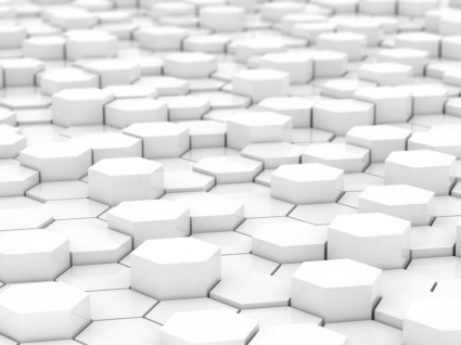 3D Hexagons Wallpaper 3D Models 3D