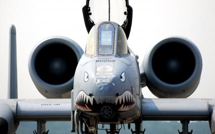 A 10C Thunderbolt II