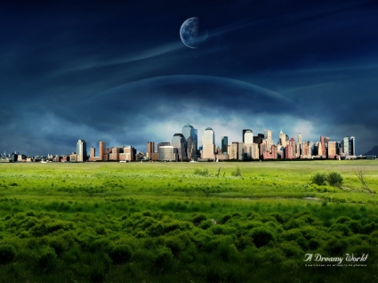 A Dreamy World 95th Wallpaper Photo Manipulated Nature
