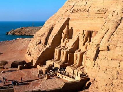Abu Simbel Wallpaper Egypt World
