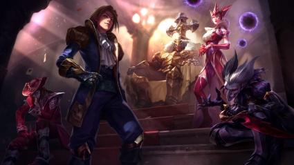 Ace of Spades Ezreal League of Legends