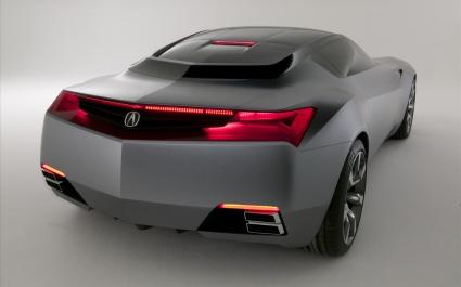 Acura Concept Car