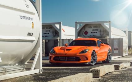ADV1 Wheels Dodge Viper