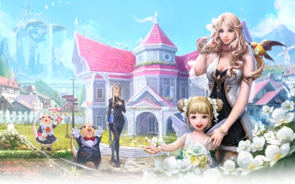 Aion Fantasy Game