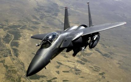 Air Force F 15E Strike Eagle Aircraft