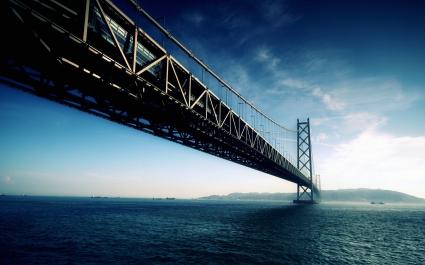 Akashi Kaikyo Bridge Japan