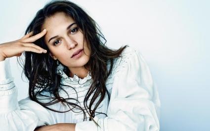 Alicia Vikander Swedish Actress
