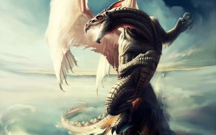 Amaing Dragon