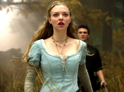 Amanda Seyfried in Red Riding Hood Movie