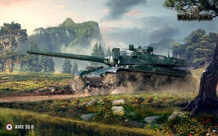 AMX 30B World of Tanks