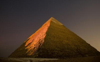 Android Marshmallow Pyramid