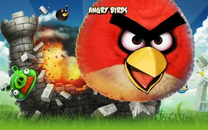 Angry Birds iPhone Game