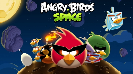 Angry Birds Space Game