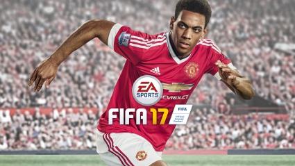Anthony Martial FIFA 17