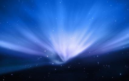 Apple Aurora Blue