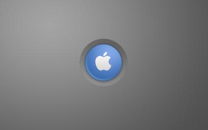 Apple Dark Blue