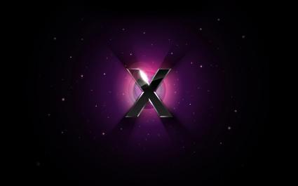 Apple Dark OS X