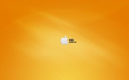Apple HD Orange