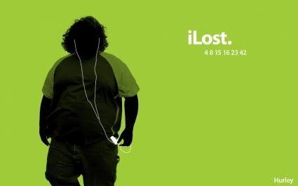 Apple iLost Hurley