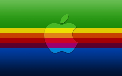 Apple in Colors