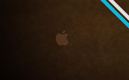 Apple Logo Strich