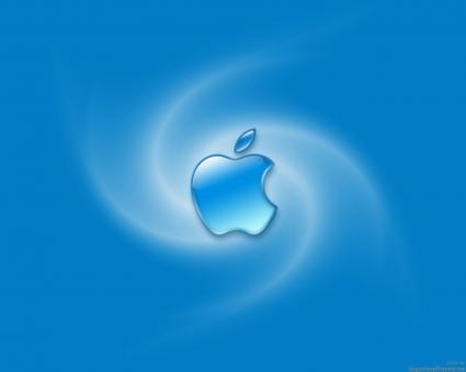 Apple Swirl Wallpaper Apple Computers