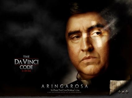 Aringarosa Wallpaper The Da Vinci Code Movies