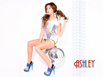 Ashley Tisdale 2010 New