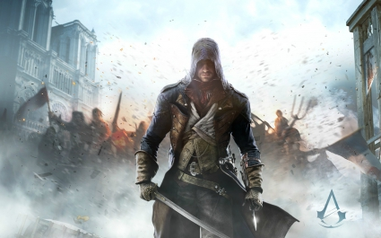 Assassin's Creed Unity Wallpapers in jpg format for free download