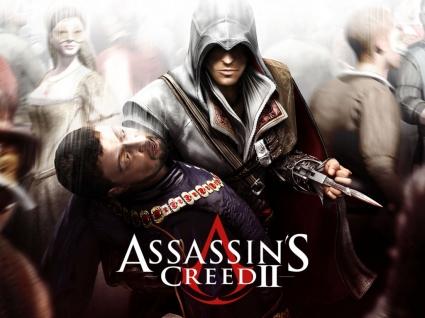 Assassin s Creed 2 Wallpaper Assasins Creed Games