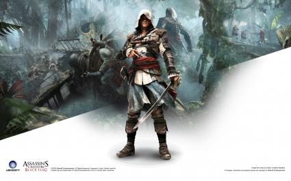 Assassins Creed IV Black Flag Game