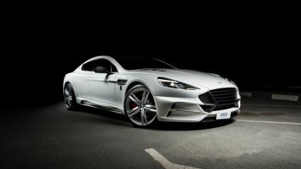 Aston Martin Rapide 4K