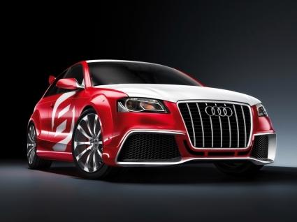 Audi A3 Clubsport Quattro Wallpaper Audi Cars
