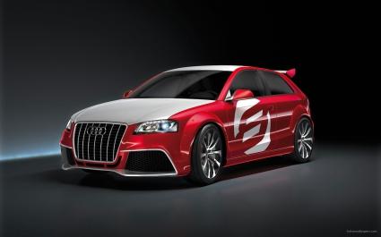 Audi A3 TDi Clubsport Quattro 6