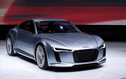 Audi e tron 2010 New