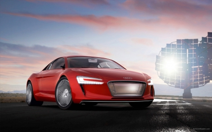 Audi E Tron 7
