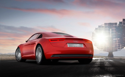 Audi E Tron 8