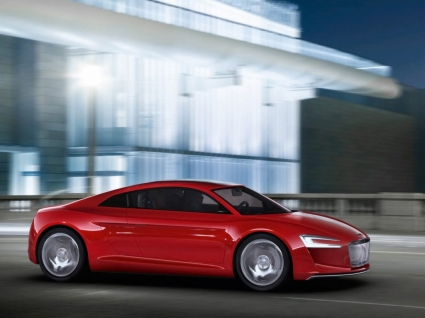 Audi E Tron Concept Wallpaper Audi Cars