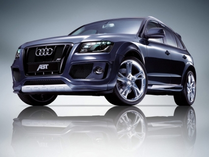 Audi Q5 ABT Wallpaper Audi Cars