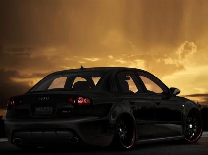 Audi RS4 Wallpaper Audi Cars