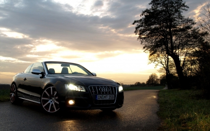 Audi S5 Cabrio Supercharged