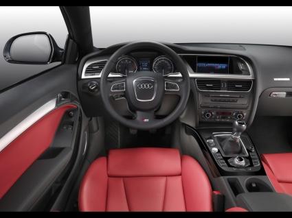 Audi S5 dashboard Wallpaper Audi Cars