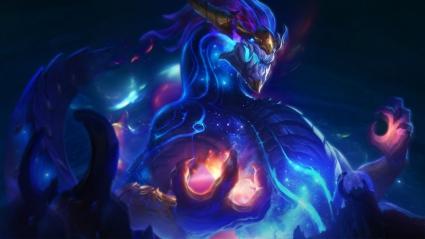 Aurelion Sol League of Legends
