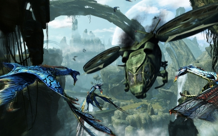 Avatar The Game Screens