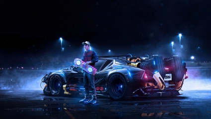 Back to the Future Concept
