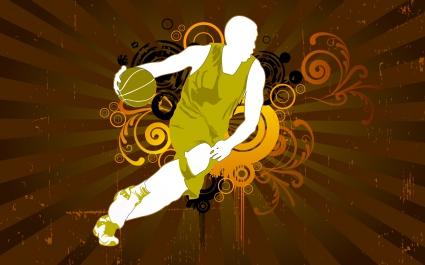 Basketball Vector HD