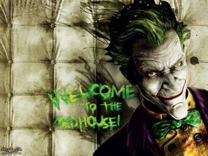 Batman Arkham Asylum Wallpaper Other Games Games