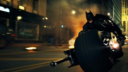 Batman in Dark Knight Rises