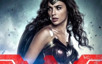 Batman v Superman Wonder Woman